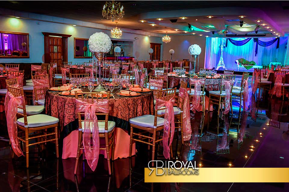 Royal Ballrooms South Florida Banquet Halls Miami